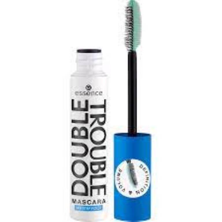 Essence - Double Trouble Mascara Waterproof