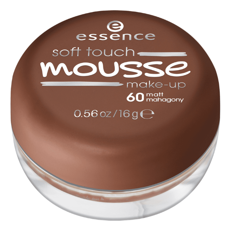 Essence - Soft Touch Mousse Make-Up 60